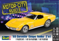 69 Corvette Coupe Yenko 2in1