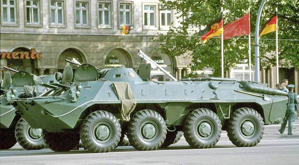 BTR-70 APC (late production series) - Image 1