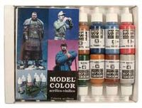 70114 Model Color - WWII German Camouflage Set