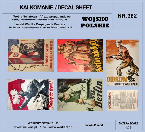 Afisze Propagandowe Plakaty I Obwieszczenia W Okupowanej Polsce 1943 45 Vol2