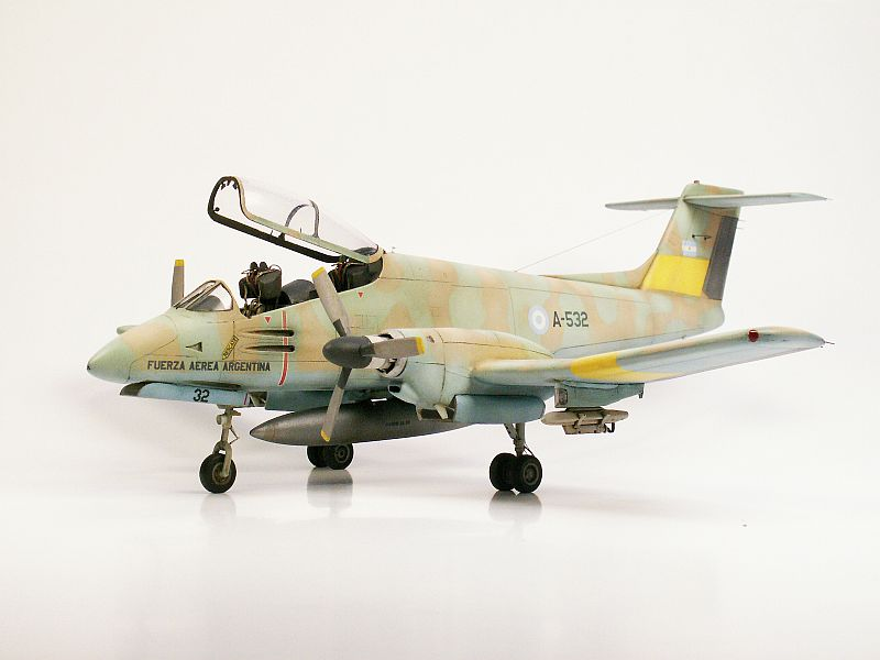 IA-58A PUCARA 1/72 SPECIAL HOBBY - 001 - Image 1