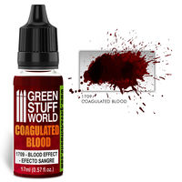 1709 Coagulated Blood - Blood Effect