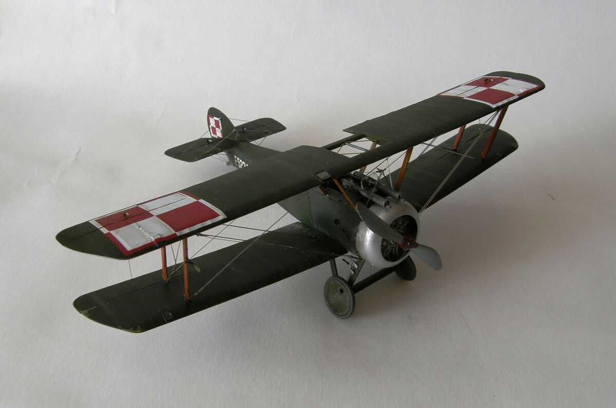 Sopwith F.1 Camel  1:32 Wingnut Wings - 008 - Image 1
