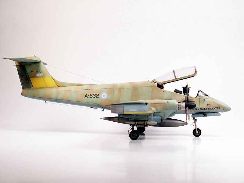 IA-58A PUCARA 1/72 SPECIAL HOBBY - 003 - Image 1