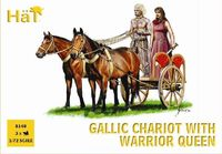 Celtic Chariot with Queen - Image 1