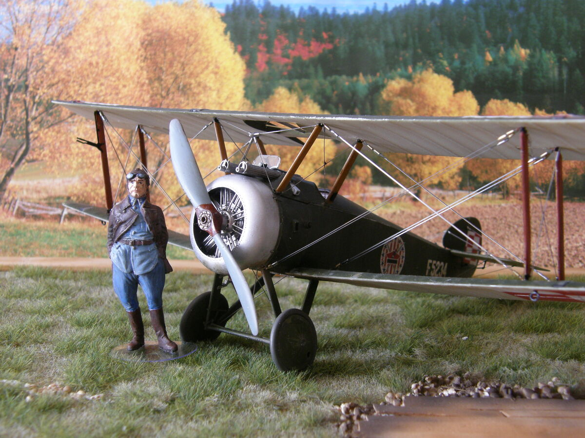 Sopwith F.1 Camel  1:32 Wingnut Wings - 013 - Image 1