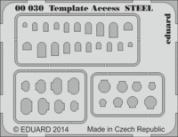 Template  Access  STEEL - Image 1