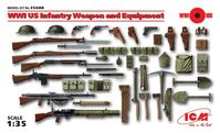 WWI US Infantry Weapon and Equipment - Image 1