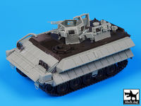 M113 Zelda2 reactive armor conversion set for  Tamiya