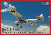 RWD-8 PWS German, Latvian and Soviet Service - Image 1
