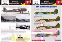 Bristol Blenheim Mk I,IV - The Blenheims gallery