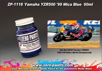1118 Yamaha YZR500 99 (Red Bull) Blue