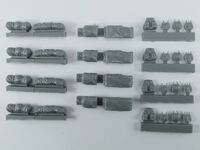 German WWII packs and bags - Image 1