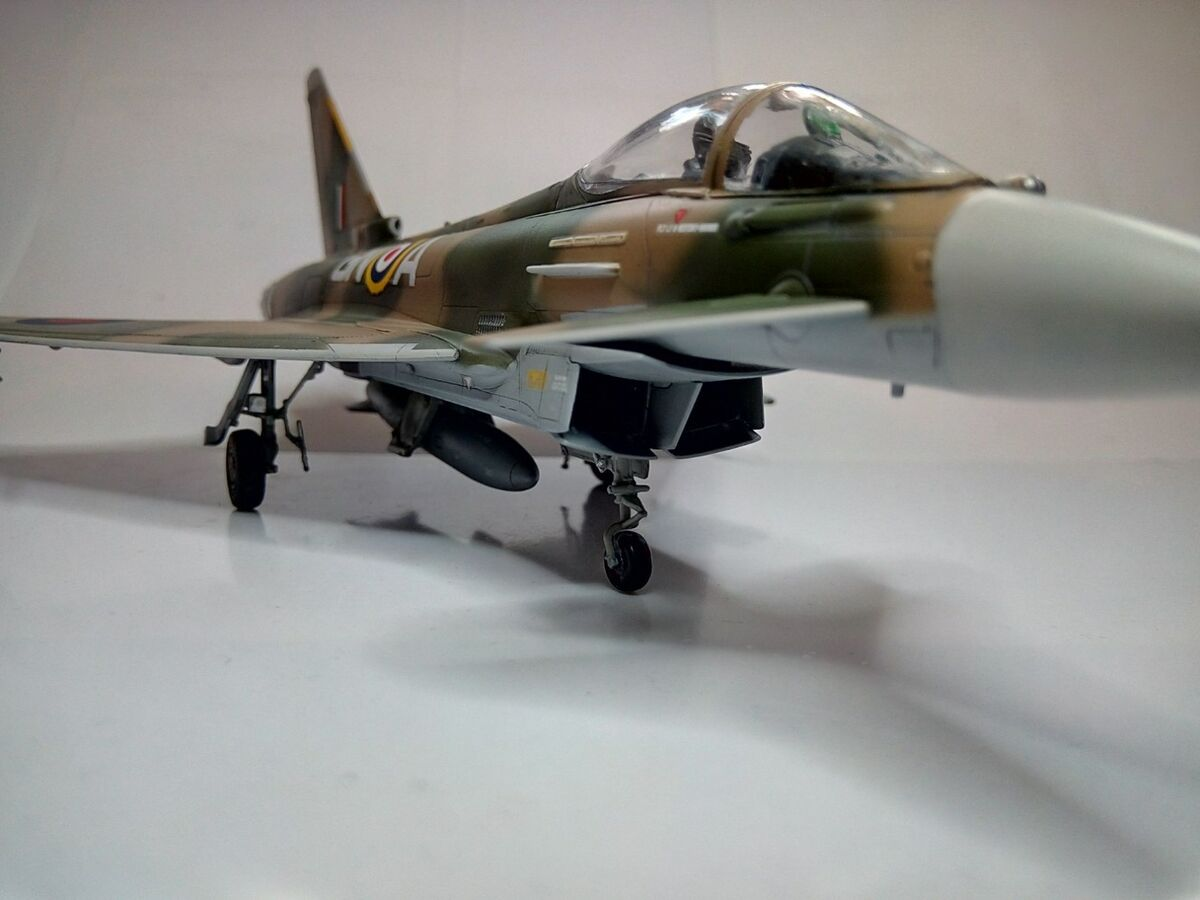 Eurofighter Typhoon 1/72 - 003 - Image 1