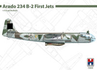 Arado 234 B-2 First Jets