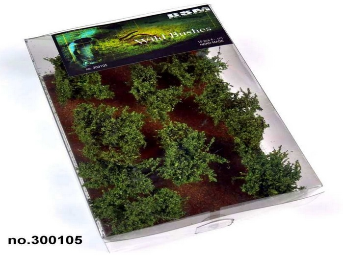 Wild Bushes (10 PCS) - Image 1