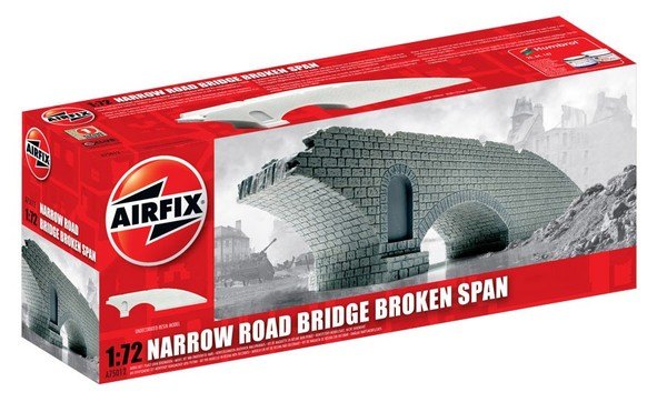 Narrow Road Bridge - Broken Span - Image 1