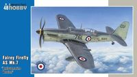 "Fairey Firefly AS Mk.7 ""Anti-submarine version"""